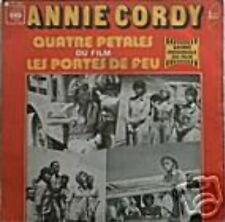 ANNIE CORDY 45 TOURS FRANCE LES PORTES DU FEU
