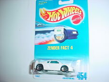 HOT WHEELS #454 ZENDER FACT 4 WITH 5 SPOKE RIM VARIATION FREE USA SHIPPING