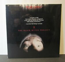 New ListingRare The Blair Witch Project Late Release 1999 Laserdisc Factory Sealed
