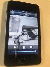 Apple iPod Touch 2ND Generation Black  8GB MC086LL