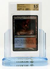 MAGIC THE GATHERING MTG SCALDING TARN FOIL ZENDIKAR BGS 9.5