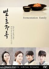 Fermentation Family Korean Drama (4DVDs) Excellent English & Quality!