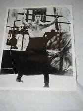 "Scarce Bruce Lee Movie photo ""ENTER THE DRAGON"" Guarantee designated type 1"