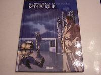 BD , LES MYSTERES DE LA TROISIEME REPUBLIQUE N° 1 . LES DEMONS  . NEUF .