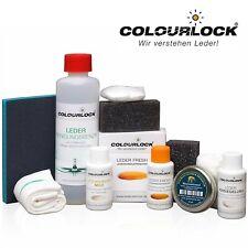 COLOURLOCK Lederreparatur Set Lenkrad für Leder & Kunstleder Lederfarbe schwarz