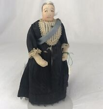 Vintage Queen Victoria Liberty of London Doll Widow Dowager