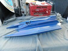 Rc Nitro Hydroplane Boat With Motor Parts