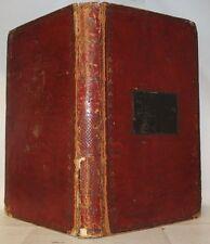 KRAUSS Historischer Bilder Bibel erster BIBLE ALLEMANDE 134 gravures 1705