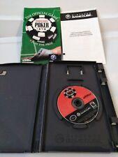 World Series of Poker (Nintendo GameCube, 2005) Complete (sky)