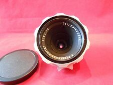 Carl Zeiss Jena Flektogon 2,8/12,5mm 2.8/12.5mm No.6360029 for PENTAFLEX AK16