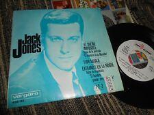 """JACK JONES&ORQ. EL HOMBRE DE LA MANCHA BSO OST FLOR SALVAJE/+3 EP 7"""" 1966 SPAIN"""