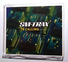 "SM-TRAX ""Is Calling"" 7-Track-German-Maxi-CD 1999"