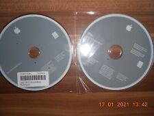 Mac OS X Version10.4.7 Tiger Install CD