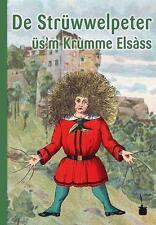 Deutsche Heinrich-Hoffmann Bilderbücher als gebundene Ausgabe