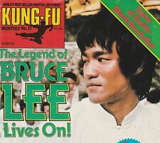 Kung Fu Magazine,1977 Issue #17-Bruce Lee Cover