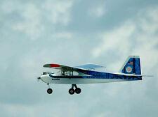 Kadet Senior Giant  RC AIrplane Printed Plans & Templates