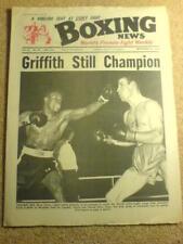 BOXING NEWS - 25 Sept 1964