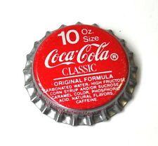 Coca-Cola Coke Classic Kronkorken USA Bottle caps rot Original Formula 10 Oz.