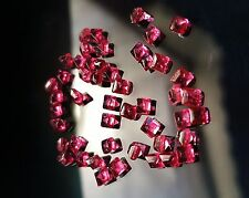 Charming 7.05 Ct 50 Pcs Square Shape Natural Ruby Gemstone For Sale eBay