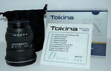 Tokina AT-X PRO 11-16 mm, F 2.8 Aspherical Lens for Nikon