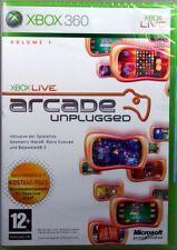 XBOX Live Arcade Unplugged, für XBOX 360, Spiel