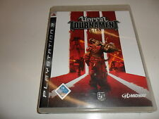 Playstation 3 ps 3 unreal tournament III