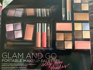 VICTORIAS SECRET GLAM AND GO PORTABLE MAKEUP PALETTES SEXY NEW SHADES Priority