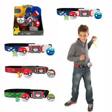 Pokemon Clip N GO Carry Poke Ball Toys Cross Belt Game Kids Gift UK Stock Fast