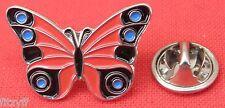 Beautiful Butterfly Lapel Hat Cap Tie Pin Badge Creature Brooch