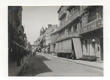 Photo ancienne VICHY Rue Magasin Commerçants Ville thermale Vers 1905 Vintage