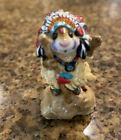 Wee Forest Folk WFF M-107a Chief Geronimouse w/WFF box