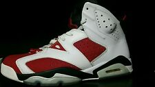 Air Jordan 6 sz11 Carmine varsity Lakers playoff Yeezy zebra pirate torro