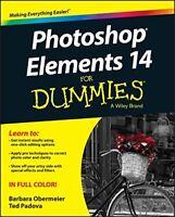 Photoshop Elements 14 For Dummies,Barbara Obermeier, Ted Padova