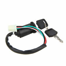 New 4 wire ATV ignition switch key for 49cc 50cc 70cc 90cc 110cc 125cc 150cc
