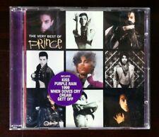 Prince. The Very Best of Prince. Original 17 Track CD Album Inc Purple Rain.