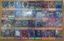 YuGiOh Orica/Anime Style Exodia und Götterkarten Deck/Set 36 Karten