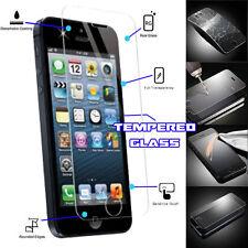 Genuine TEMPERED Vidrio Invisible Shield Protector de pantalla para iPhone SE 5s 5c 5