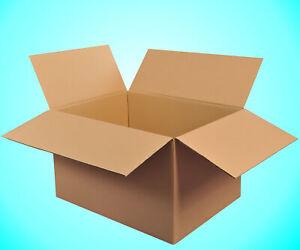800x600x400 Karton Faltkartons Versandkarton 80x60x40 2wellig DHL GLS DPD