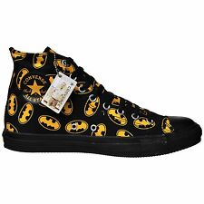 Converse All Star Chucks Scarpe EU 43/9,5 Batman LIMITED EDITION VINTAGE 1u591