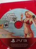 Grand Theft Auto V PlayStation 3, 2013 GTA 5 PS3 Disc Only Working Good