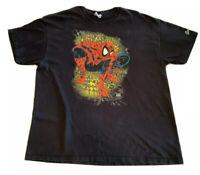 VTG Vintage Marvel Shirt Spider-Man XMen Stan Lee Todd McFarlane Comic RARE VHTF
