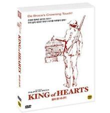 KING OF HEARTS / Le Roi De Coeur (1966) DVD - Philippe De Broca (New & Sealed)