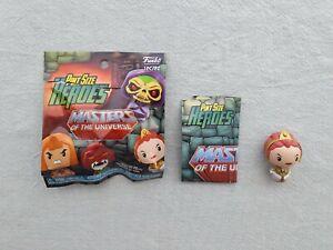 MASTERS OF THE UNIVERSE FUNKO POP PINT SIZE HEROES TEELA 1/12 FIGURE [NEW]