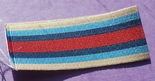 Full Size Operational Service Medal 2000 Ribbon For Afghanistan