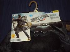 Justice League BATMAN Halloween Costume* Boy Large 10-12 * Rubies * NEW *