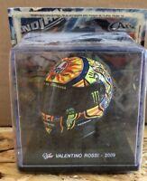 """DIE CAST CASCHI MOTO GP """" VALENTINO ROSSI- 2009 """" SCALA 1/5 ALTAYA"""