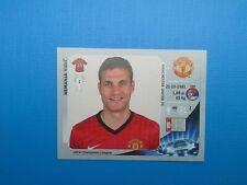 Figurine Panini Champions League 2012-13 2013 n.518 Nemanja Vidic Manchester Utd