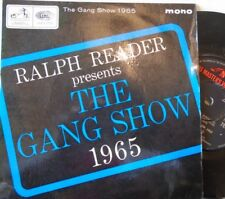 "THE GANG SHOW - 1965 ~ 7"" Single PS"