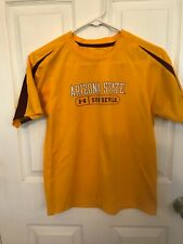 Boy's Youth ASU Under Armour Shirt - Size Large