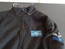 BLADES OF GLORY Ice Skating Movie PROMO Crew S Fleece Jacket Branam Enterprises